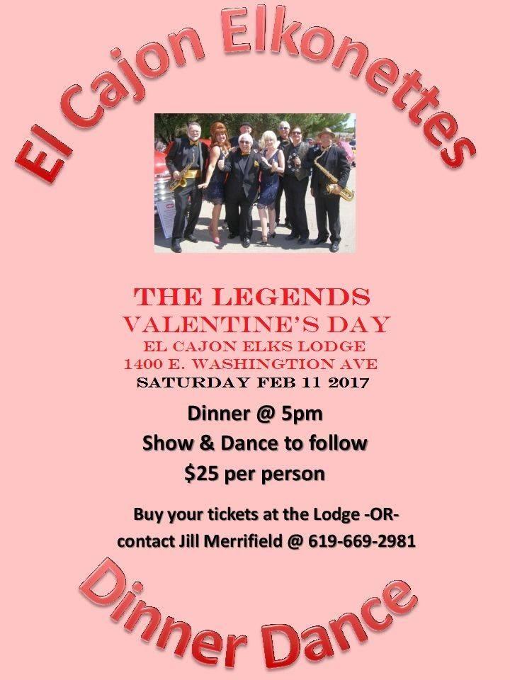 Legends Valentine