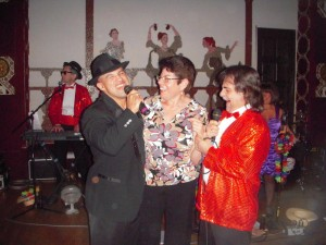 Larraine at Tango Del Rey